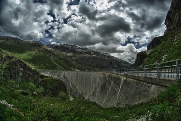 Barrage de Moiry 2