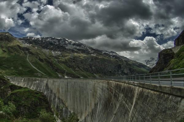 Barrage de Moiry 3